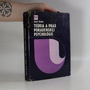 náhled knihy - Teória a prax poradenskej psychológie