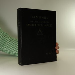 náhled knihy - Úplný systém okkultních nauk (oranžové fleky na ořízce)