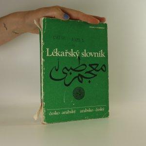 náhled knihy - Lékařský slovník česko-arabský a arabsko-český