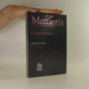 náhled knihy - Memorix. Gynekologie
