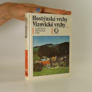 náhled knihy - Hostýnské vrchy. Vizovické vrchy