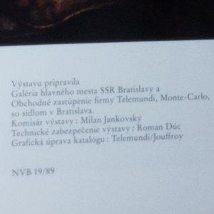 antikvární kniha Anna Chromy. Kresby a mal'ba (asi podpis autora) (slovensky), neuveden