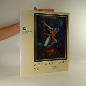 náhled knihy - Anna Chromy. Kresby a mal'ba (asi podpis autora) (slovensky)