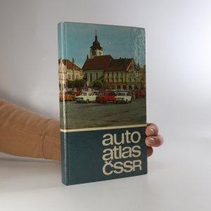 náhled knihy - Autoatlas ČSSR 1:400 000