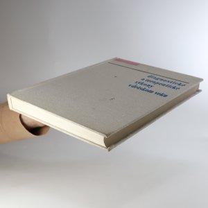 antikvární kniha Diagnostické a terapeutické výkony v detskom veku, 1971