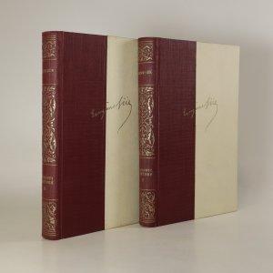 náhled knihy - Tajnosti pařížské (2 svazky, komplet, viz foto)