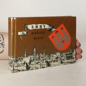 náhled knihy - Erby našich miest
