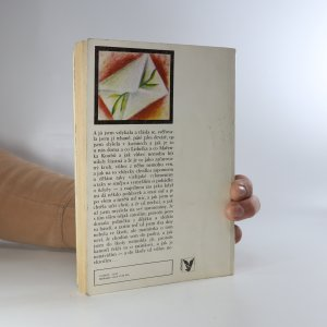 antikvární kniha Marta věří na zázrak, 1974