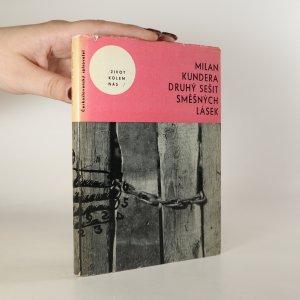 náhled knihy - Druhý sešit směšných lásek