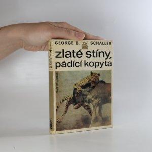náhled knihy - Zlaté stíny, pádící kopyta