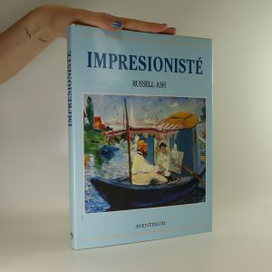náhled knihy - Impresionisté
