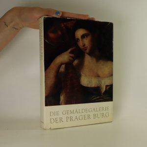 náhled knihy - Die Gemäldegalerie der Prager Burg