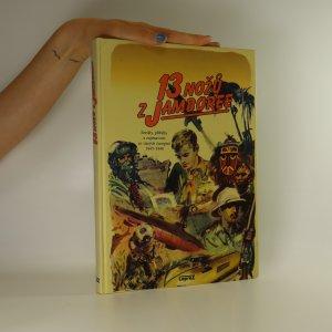 náhled knihy - 13 nožů z Jamboree