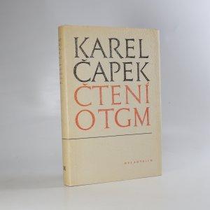 náhled knihy - Čtení o TGM