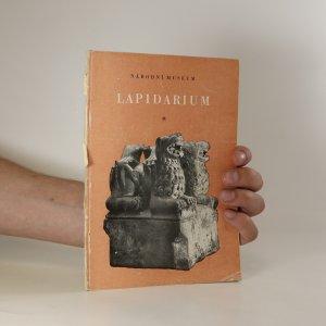 náhled knihy - Lapidárium
