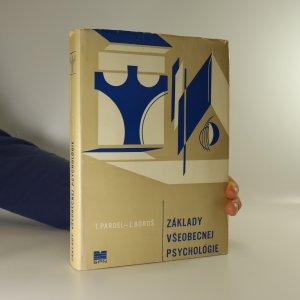 náhled knihy - Základy všeobecnej psychológie