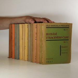 náhled knihy - Hledání ztraceného času (13 svazků, nekompletní, viz foto)