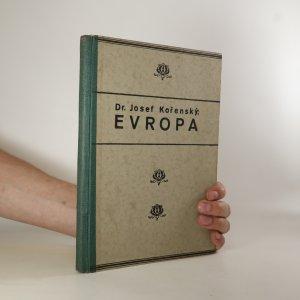 náhled knihy - Evropa. Kulturní obrázky z evropského severu