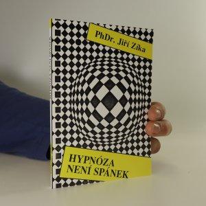 náhled knihy - Hypnóza není spánek