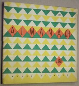 náhled knihy - Almanach jaro