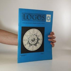 náhled knihy - Logos. Ročník 8. Číslo 2