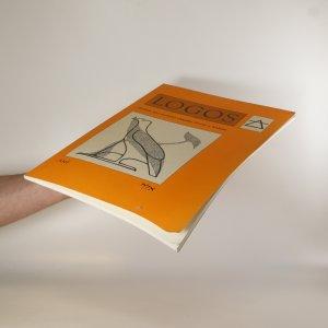 antikvární kniha Logos, 1992