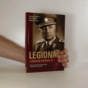 náhled knihy - Legionáři s lipovou ratolestí. II. díl