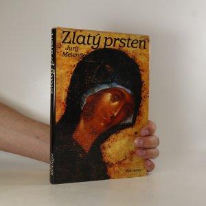 náhled knihy - Zlatý prsten