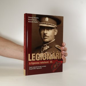 náhled knihy - Legionáři s lipovou ratolestí. III. díl