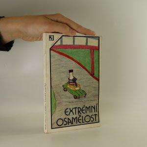 náhled knihy - Extrémní osamělost
