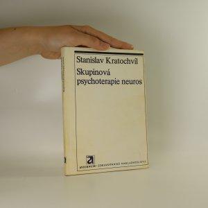 náhled knihy - Skupinová psychoterapie neuros