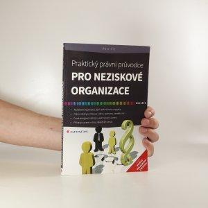 náhled knihy - Praktický právní průvodce pro neziskové organizace
