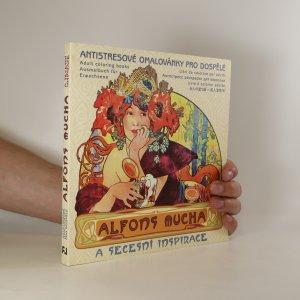náhled knihy - Alfons Mucha. Antistresové omalovánky pro dospělé