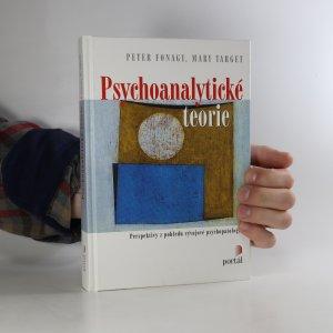 náhled knihy - Psychoanalytické teorie