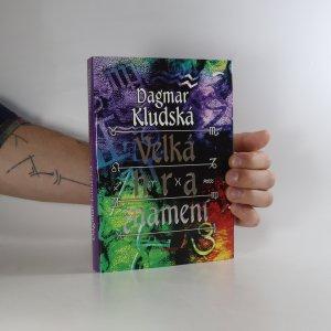 náhled knihy - Velká hra znamení