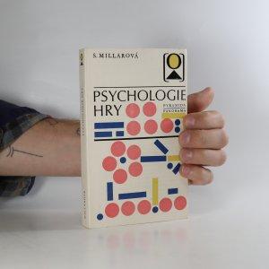 náhled knihy - Psychologie hry