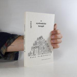 náhled knihy - Zpráva o systemické terapii