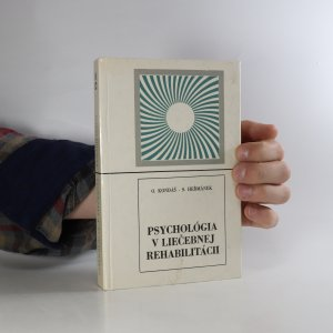 náhled knihy - Psychológia v liečebnej rehabilitácii