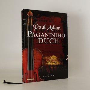 náhled knihy - Paganiniho duch