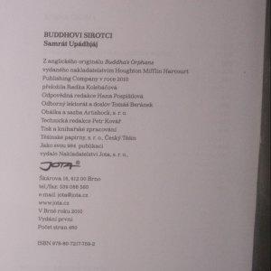 antikvární kniha Buddhovi sirotci. Příběh osudového setkání ze současného Nepálu, 2010