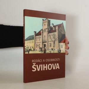 náhled knihy - Rodáci a osobnosti Švihova