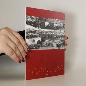 antikvární kniha Švihovské muzicírování v minulosti, 2013