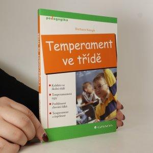 náhled knihy - Temperament ve třídě
