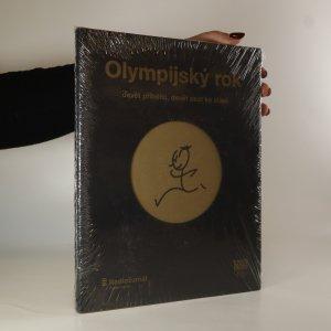 náhled knihy - Olympijský rok. Devět příběhů, devět cest ke slávě