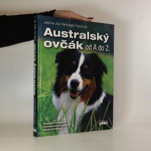 náhled knihy - Australský ovčák od A do Z