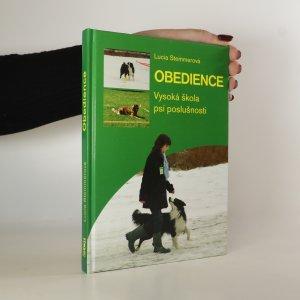 náhled knihy - Obedience. Vysoká škola psí poslušnosti