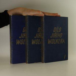 náhled knihy - Dílo Jiřího Wolkera I, II, III (3 svazky)