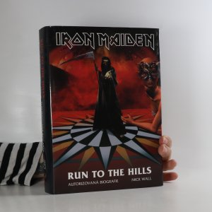 náhled knihy - Iron Maiden. Run to the hills