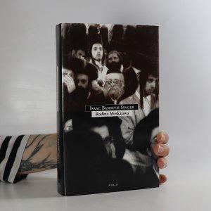 náhled knihy - Rodina Moskatova