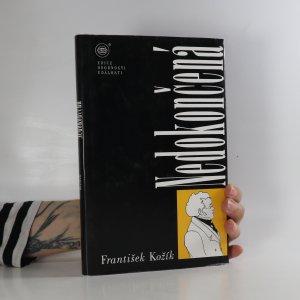 náhled knihy - Nedokončená